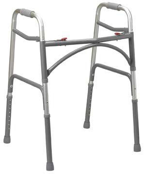 Heavy Duty Bariatric Walker, Gray , Adult  Size