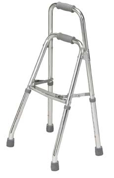 Bariatric Side Walker, Gray, Bariatric  Size