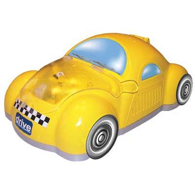 Piston Powered Checker Nebulizer, Yellow ,  Size