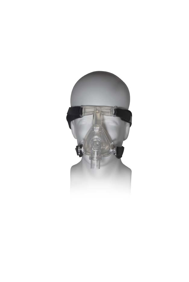 Extreme Comfort Nasal CPAP Mask with Head Gear, , Large  Size