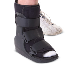 WALKER,ANKLE,DELUXE,LARGE,EACH
