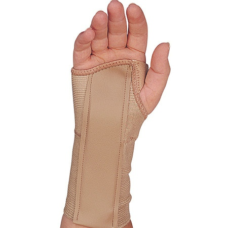 SPLINT,WRIST,ELASTIC,LEFT,SMALL