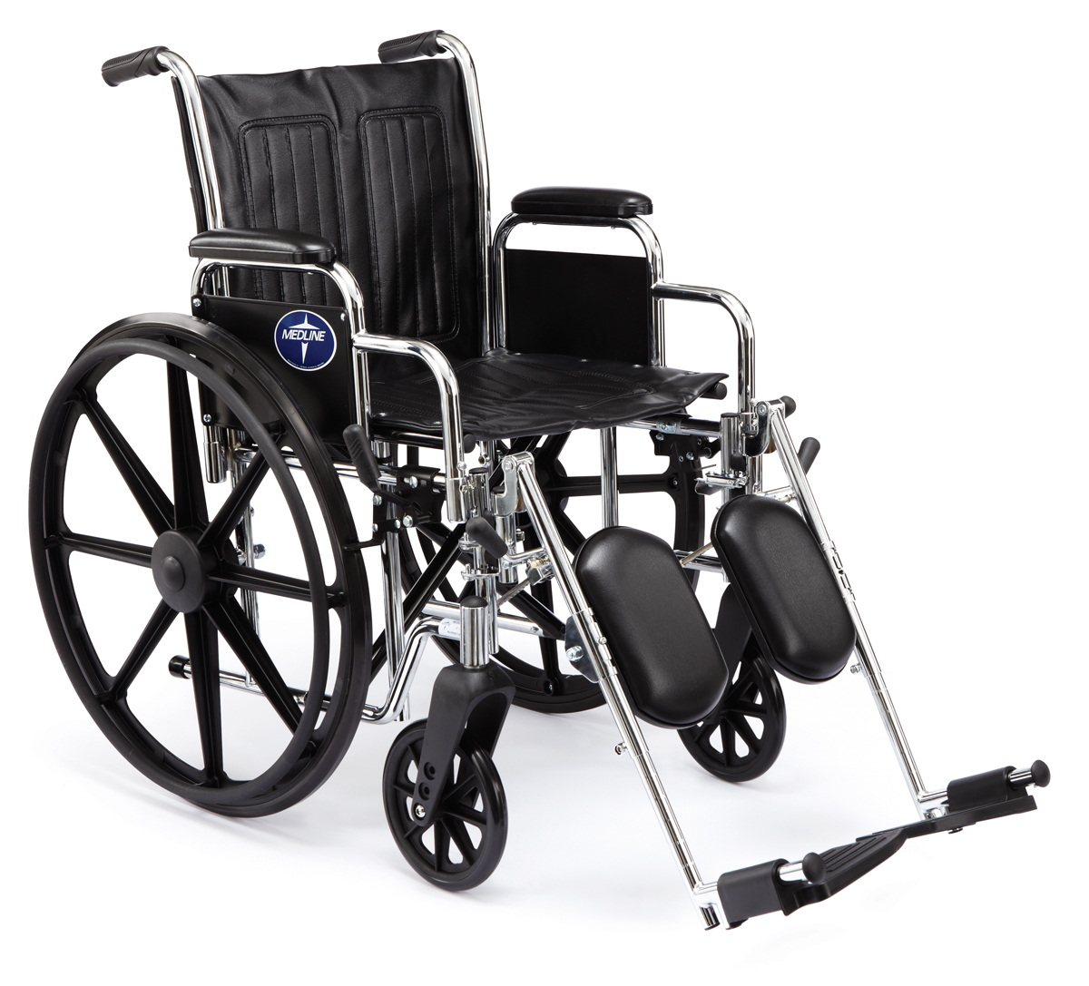 WHEELCHAIR,EXCEL,16I N,PER,FLA,S/A FT,NV,EA
