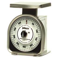 SCALE,MECHANICAL SMALL PLATFORM/DIAPER - 500G CAPACITY