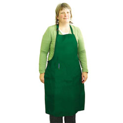 APRON,ALL-PURPOSE APRON-LARGE-GREEN