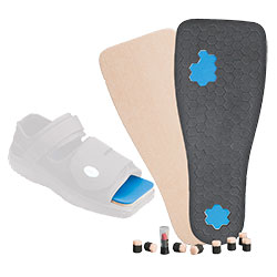 INSOLE,PEGASSIST,DARCO,MEDIUM,EACH