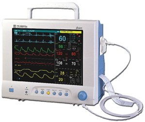 VETERINARY MONITOR, PORTABLE, PM-9000VET