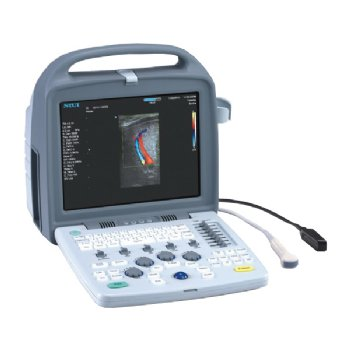 ULTRASOUND, VETERINARY, PORTABLE, APOGEE 1100