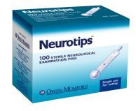 NEUROTIPS,MONOFILAMENTS FOR NEUROPEN,100/BOX