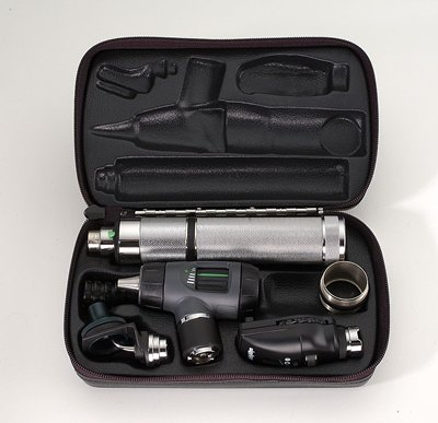 OTOSCOPE SET, OPHTHAL, 3.5V COAXIAL HAL,EA