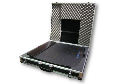 CARRYING CASE,ALUMINUM,ELFTMAN PLATE,PODOTECH,EACH