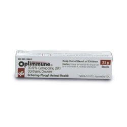 RXV OPTIMMUNE OPHTHALMIC OINTMENT