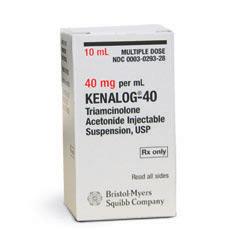 RX KENALOG 40MG/ML, 5 ML