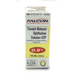 RX TIMOLOL MAL OPH SOL, 0.5%,15ML