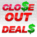 Closeout Vials & Containers
