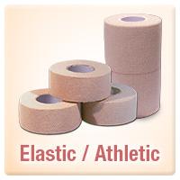 Elastic & Athletic Tape