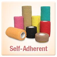 Self-Adherent & Cohesive Tape