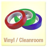 Cleanroom & Vinyl Tape